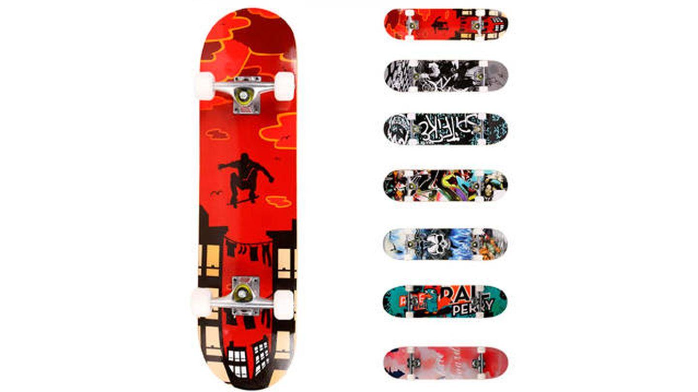 Weskate completo Skateboard para principiantes