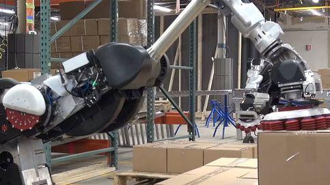 El nuevo robot de Boston Dynamics acabará con el trabajo de miles de mozos de almacén