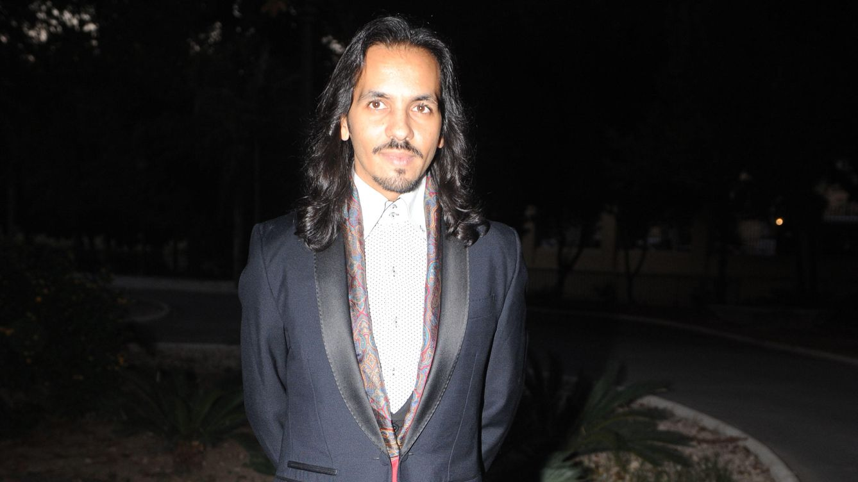 Foto: Farruquito durante los premios Escaparate (Gtres)