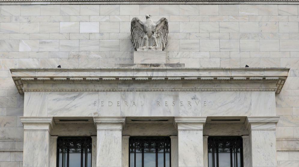 Foto: Fachada del edificio de la Fed en una imagen de archivo. (Reuters)