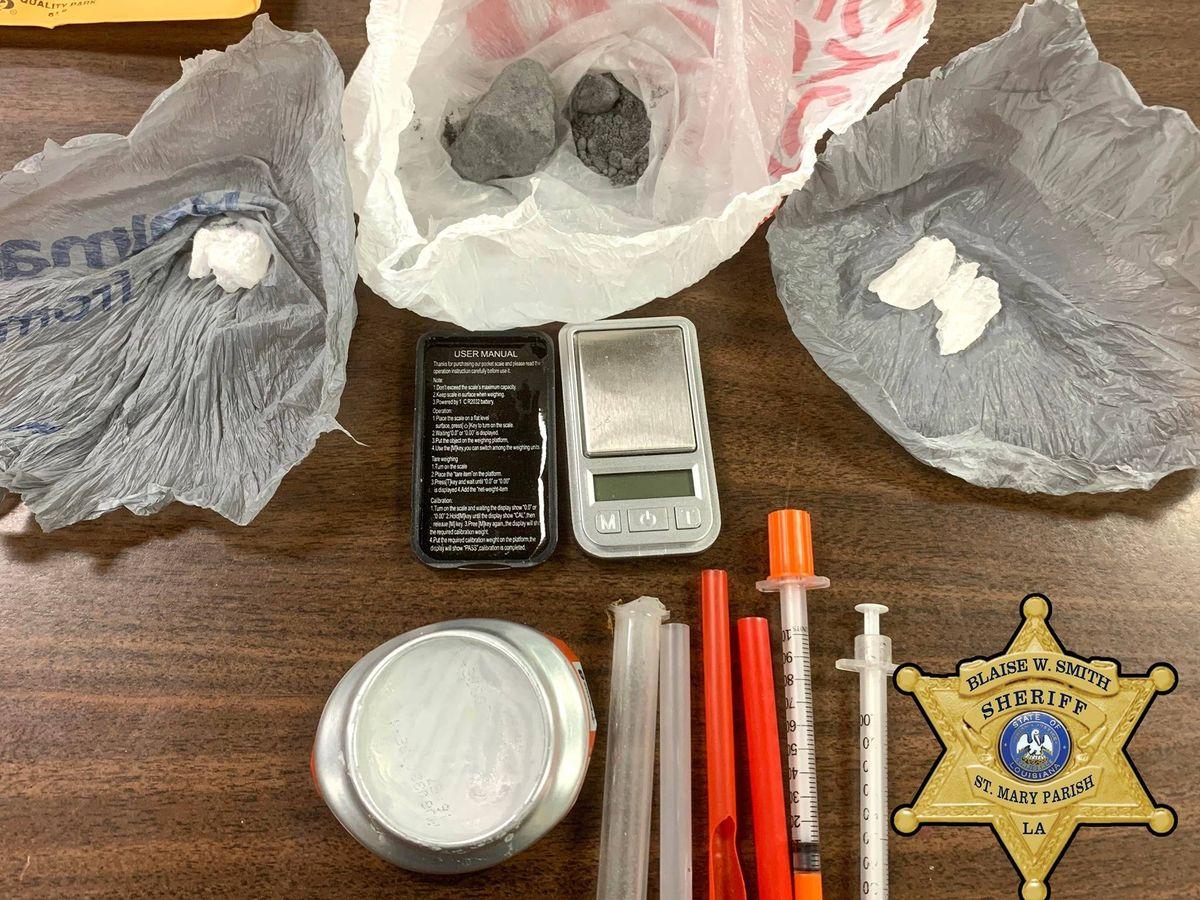 Foto: La peligrosa 'muerte gris', la droga de moda en EEUU. (St. Maty Parish Sheriff's Office)