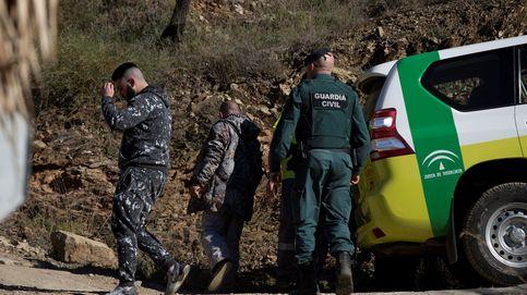 Así son las labores de rescate de Julen, el niño que cayó a un pozo en Totalán (Málaga)