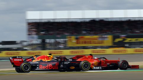 El increíble duelo Leclerc-Verstappen: Se 'putearon', pero sin hacer nada estúpido