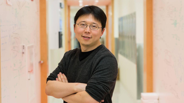 Foto: Feng Zhang, investigador del MIT. (Justin Knight)