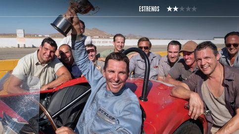 'Le Mans '66': una carrera de coches que no pasa de segunda marcha