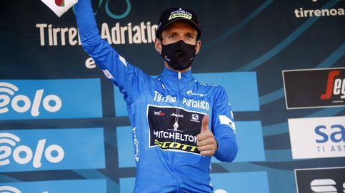 El coronavirus ataca al Giro: Simon Yates se retira tras haber dado positivo
