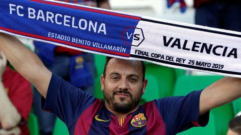 FC Barcelona - Valencia en directo: la final de la Copa del Rey
