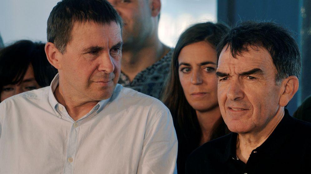 Foto: El fiscal superior del País Vasco dice sobre Otegi que es discutible si la pena de inhabilitación como accesoria se extingue o no cuando terminó la pena de presión