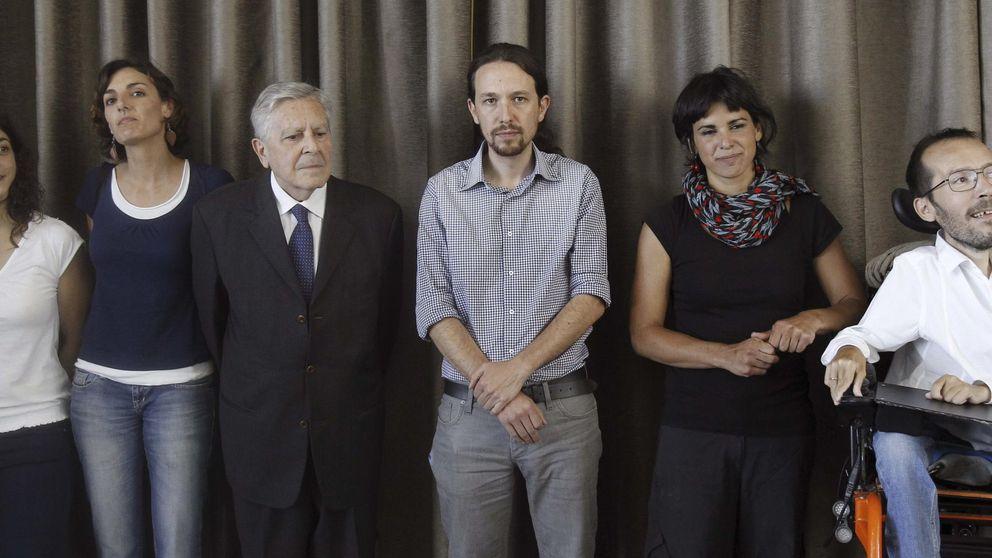 Podemos admite su debilidad electoral en Andalucía