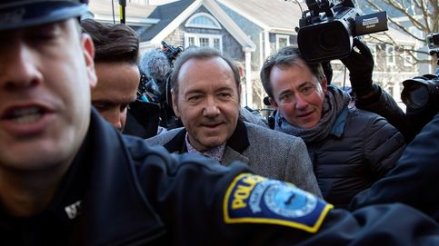 Retiran los cargos por agresión sexual contra el actor Kevin Spacey