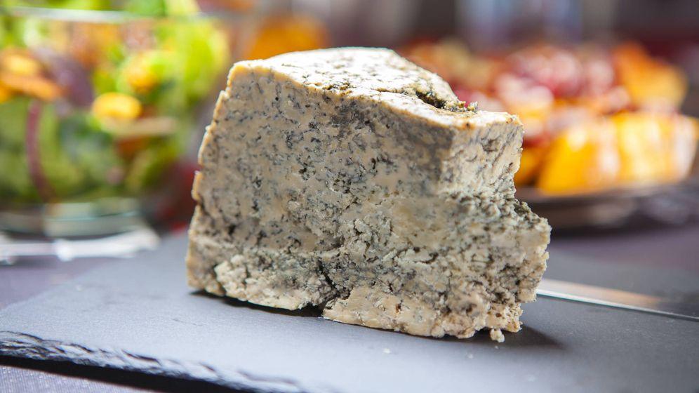Foto: Nada como un auténtico queso cabrales. (iStock)