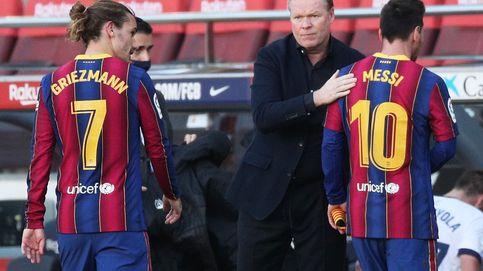 El salto al vacío del Barça: ¿quién ocupará ahora el trono de Messi?
