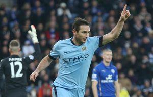 Lampard da la victoria al City pero 'su' Chelsea recupera sensaciones