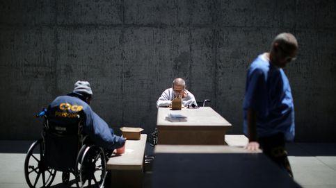 Cuidando a los presidiarios ancianos