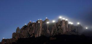 Post de El independentismo se pone esotérico en Montserrat