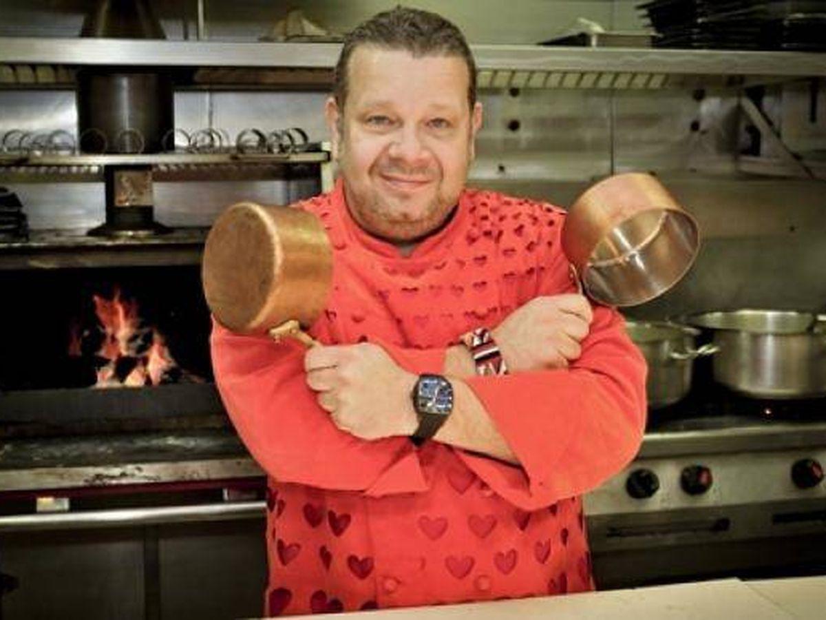 Foto:  Alberto Chicote, en 'Pesadilla en la cocina'. (Atresmedia)