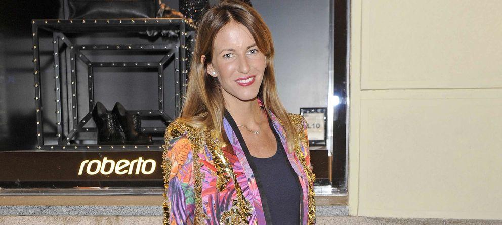 Foto: La bloguera Vega Royo Villanova en una imagen de archivo en un acto en Madrid (Gtres)