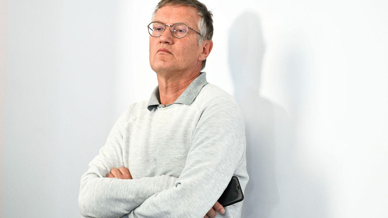 El epidemiólogo jefe de Suecia, Anders Tegnell. (Reuters)