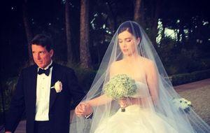 La boda de tres días de la hija del ex CEO de Barclays, en Francia