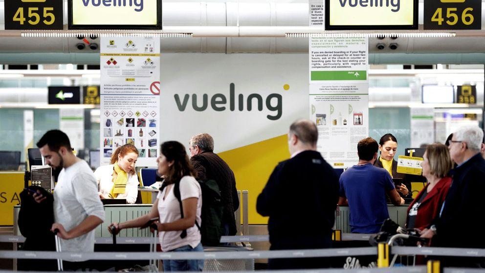 Vueling sufre su peor año por culpa de El Prat, líder en retrasos y cancelaciones