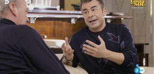 Post de El gran zasca de Bertín Osborne a Jorge Javier Vázquez... hace 25 años