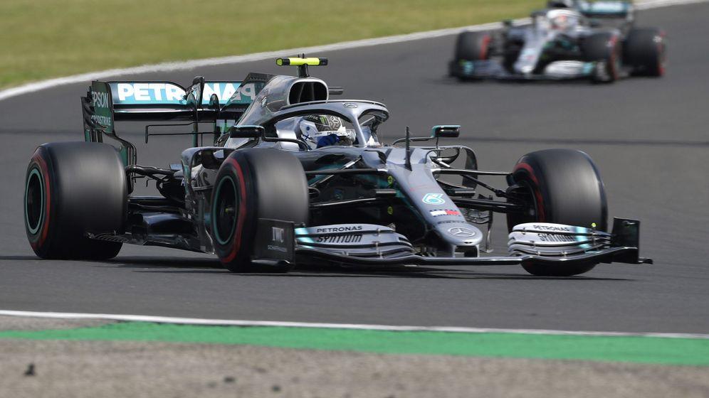 Foto: La continuidad de Bottas en Mercedes es una incógnita. (EFE)