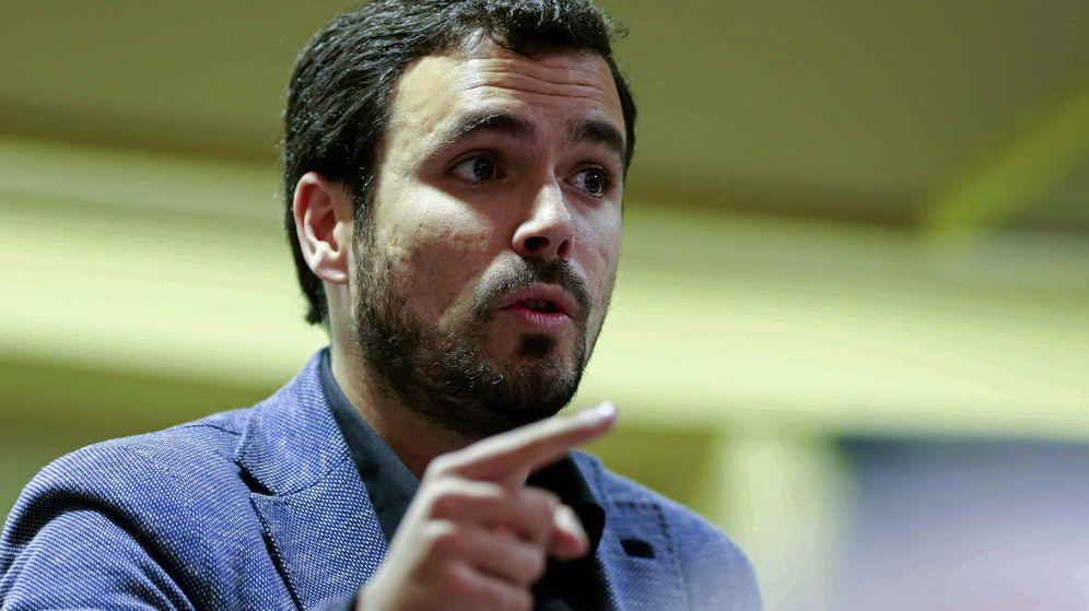 Foto: Alberto Garzón, candidato de IU a la presidencia del Gobierno. (EFE)