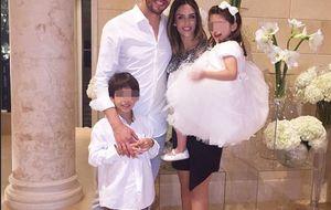 Kaká y Caroline Celico se reconcilian tras anunciar divorcio