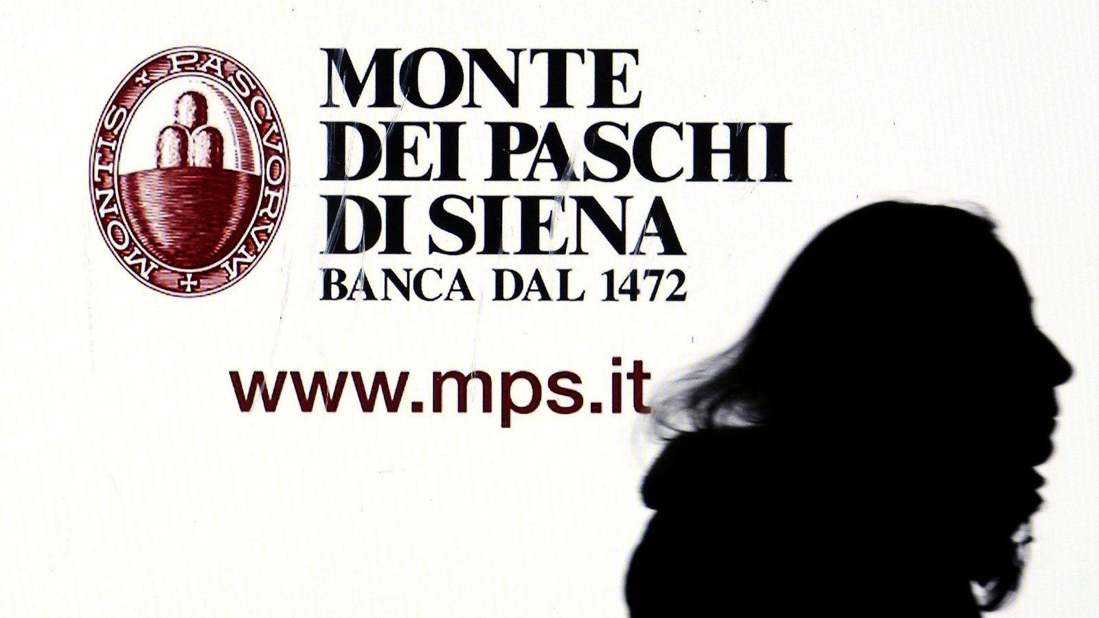 Foto: Imagen corporativa del banco italiano. (Reuters)
