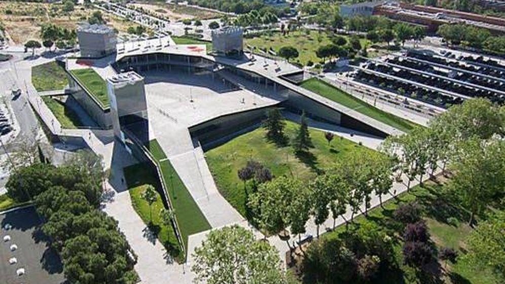 Foto: El campus de la Universidad Autónoma de Madrid.
