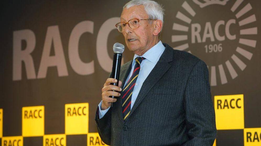Foto: Sebastián Salvadó, presidente del RACC durante 30 años. (RACC)