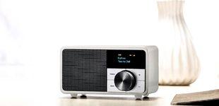 Post de Sangean Genuine Mini DAB DDR-7: una radio 'vintage' para el siglo XXI