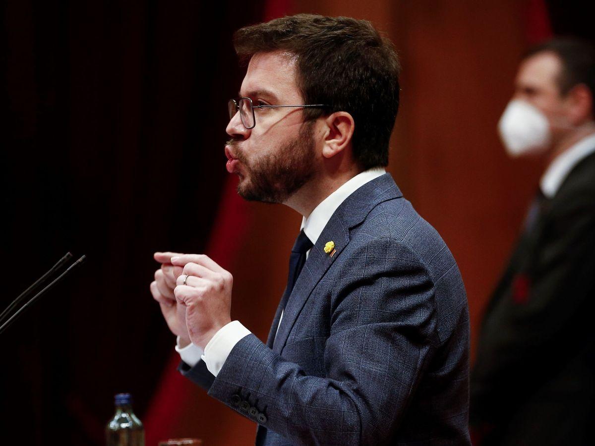 Foto: Pere Aragonès. (EFE)