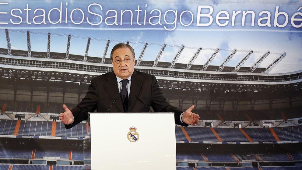 Así vivimos en directo la rueda de prensa de Florentino Pérez