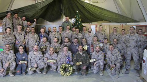 """Así pasan la Navidad los soldados españoles en Irak: """"Aquí tu familia son tus compañeros"""""""