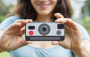 Mimento, la 'app' que te manda a casa las fotos de tu 'smartphone'