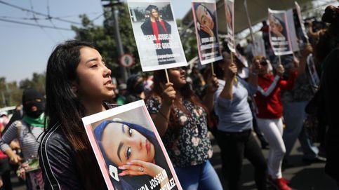 México recuerda a la joven descuartizada por su pareja