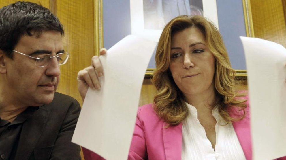 El PSOE-A pide a Podemos y C's que colaboren para investir a Díaz