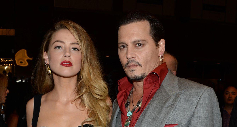 Foto: Johnny Depp y Amber Heard en el festival de Toronto (Gtres)