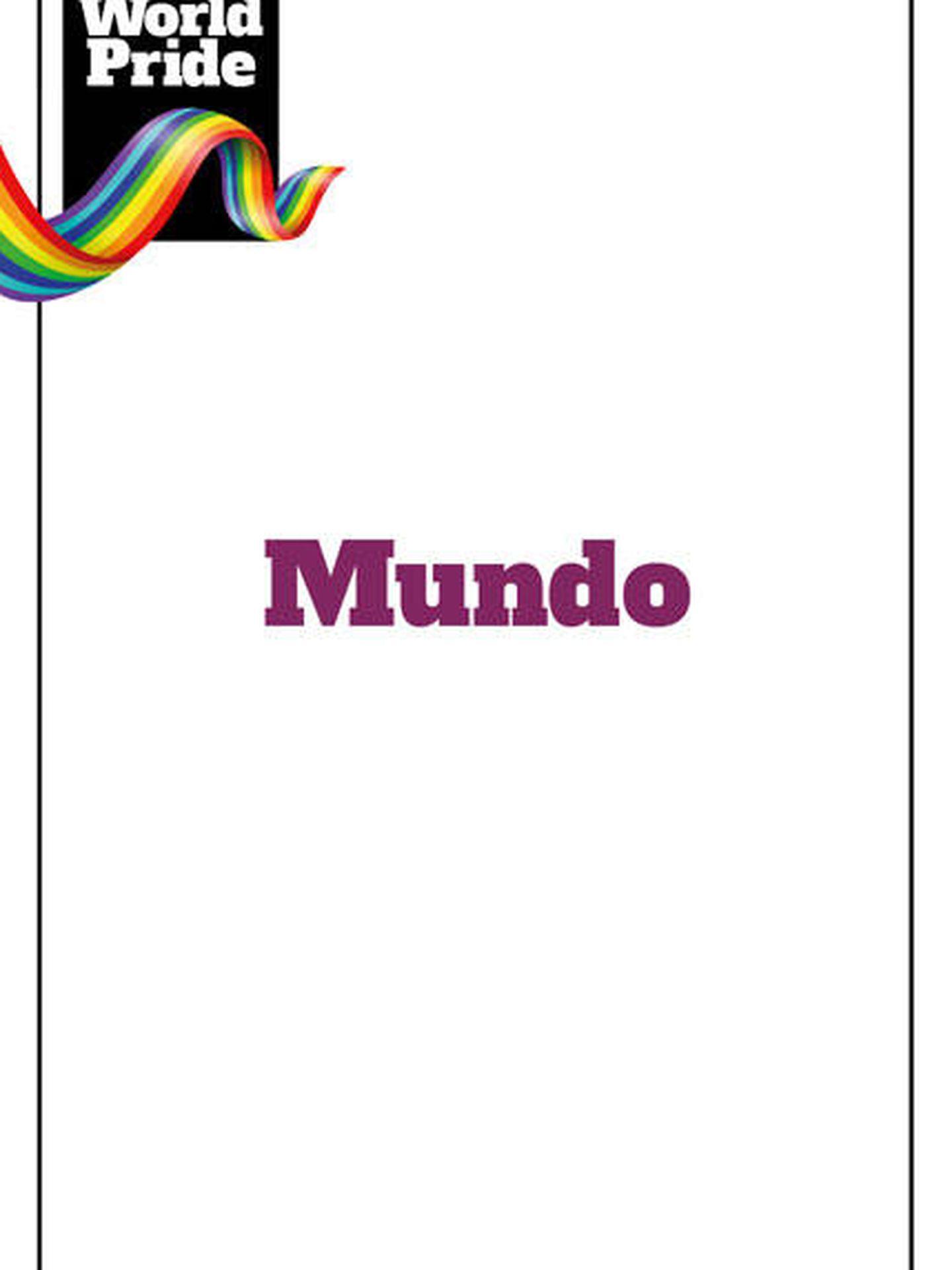 Orgullo LGTBI 2017: Mundo.