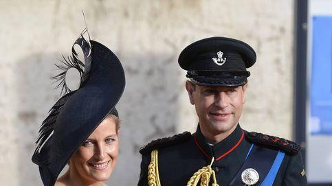 El príncipe Eduardo y Sophie se burlan de los Sussex en su primera gran entrevista juntos