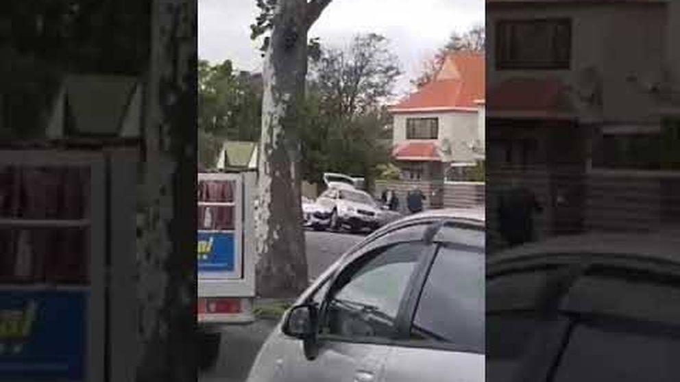 Así ha sido detenido uno de los terroristas del atentado de Nueva Zelanda