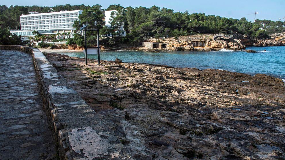 Borrasca Gloria: localizan un segundo cadáver en Aigües Blanques (Ibiza)