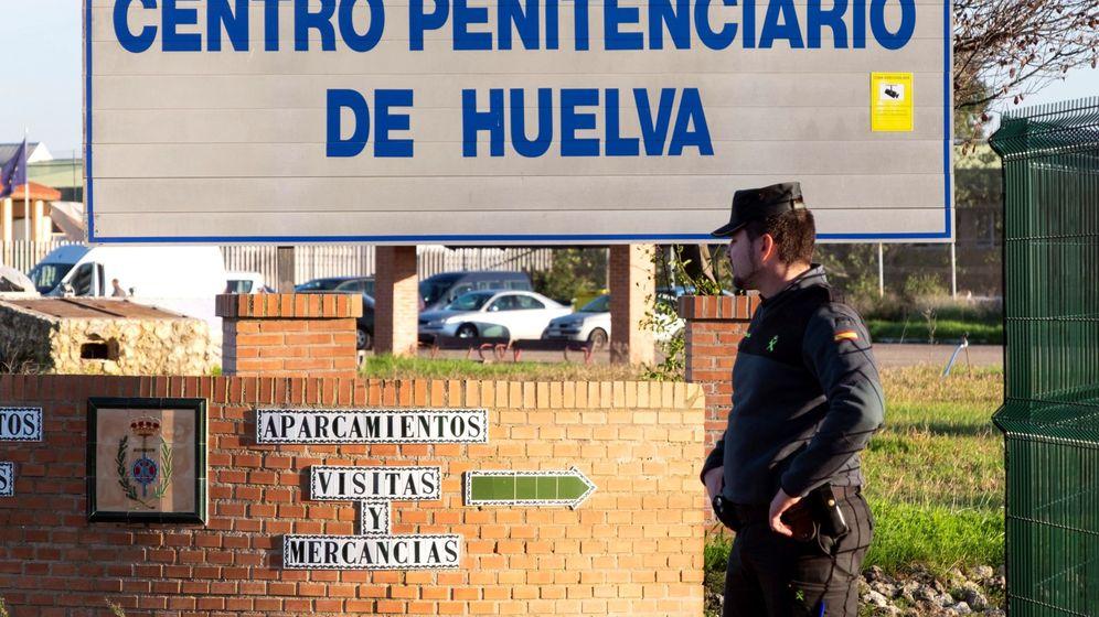 Foto: La mujer fue detenida en Huelva por la Policía Nacional (EFE/Julián Pérez)