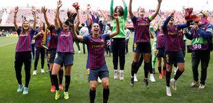 Post de La carrera de fondo del Barcelona hasta llegar a la final de la Champions femenina