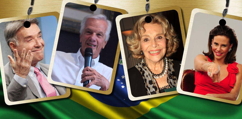 Foto: Estos son los famosos más importantes de Brasil (Fotomontaje: Vanitatis)