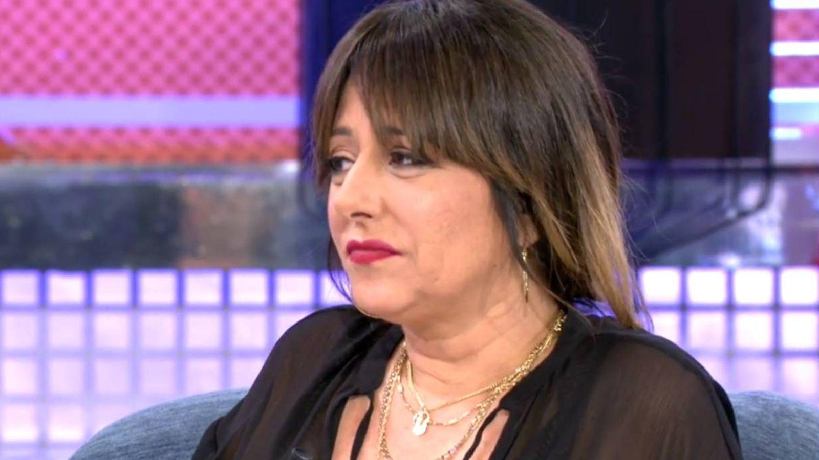 Foto: Yolanda Ramos, en 'Sábado Deluxe'. (Telecinco).