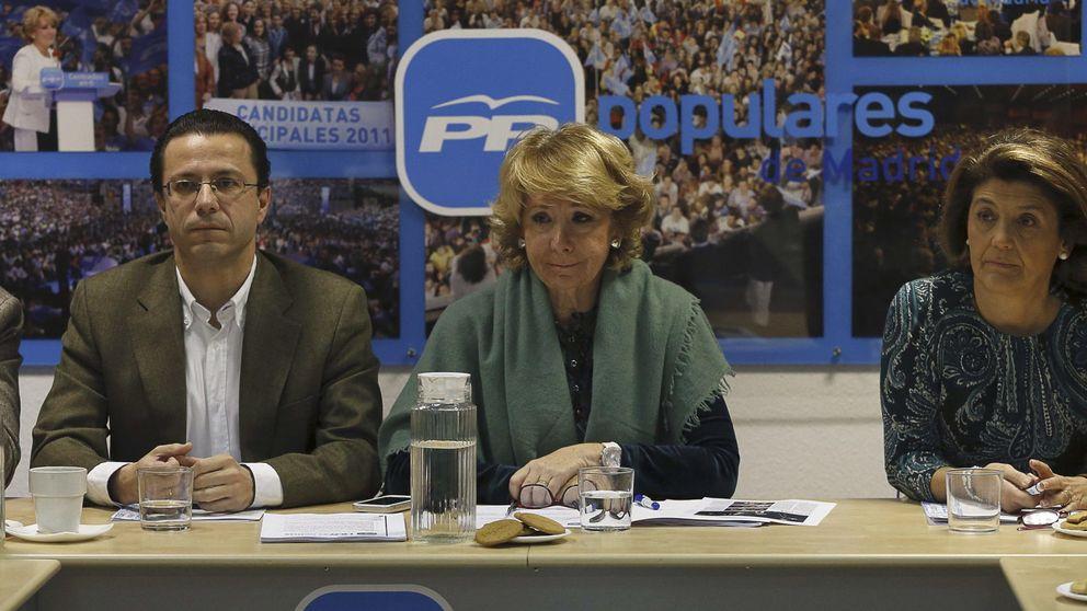 Esperanza Aguirre, inevitable