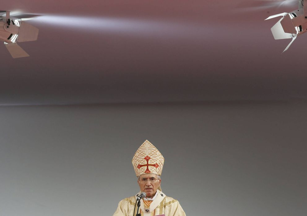 Foto: José Antonio María Rouco Varela, cardenal y arzobispo de Madrid (EFE).