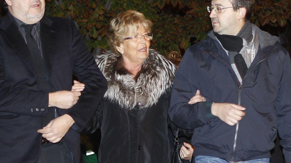 Misa funeral por Manolo Escobar en Madrid